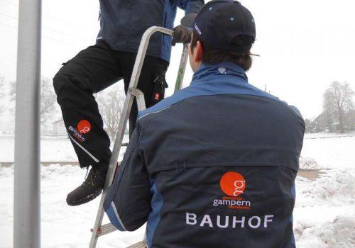 Bauhof Gampern
