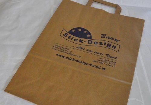 Tasche – Stick Design Bauxi