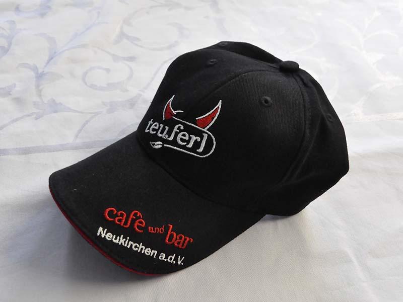 Kappe – Teuferl Café Und Bar