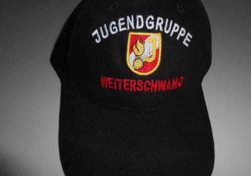 Kappe – Feuerwehr Weiterschwang